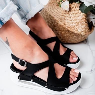 Limoya Sandalet Siyah